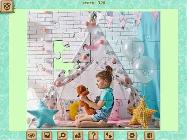 1001 Puzzles Home Sweet Home Image 2
