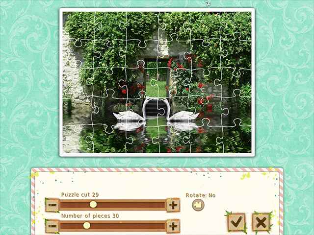 1001 Jigsaw Home Sweet Home Wedding Ceremony Screen 1