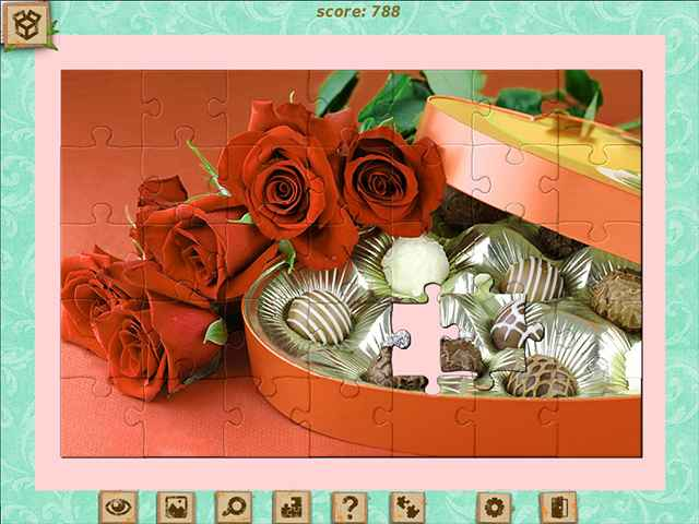 1001 Jigsaw Home Sweet Home Wedding Ceremony Screen 3