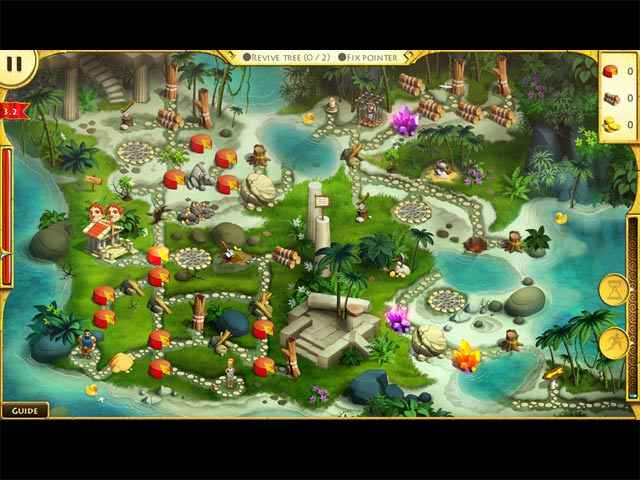 12 Labours of Hercules IV: Mother Nature Collector's Edition Screen 1