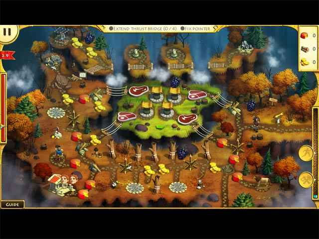 12 Labours of Hercules IV: Mother Nature Collector's Edition Screen 2