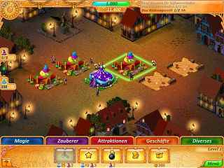 Abigail and the Kingdom of Fairs ScreenShot