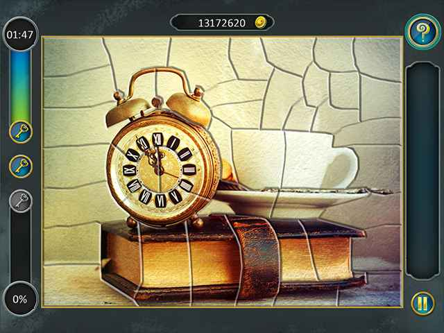 Alice's Jigsaw Time Travel Screen 1