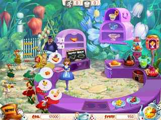 Alice's Teacup Madness Screen 1