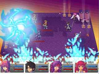 Alpha Kimori Episode Two Screen 2