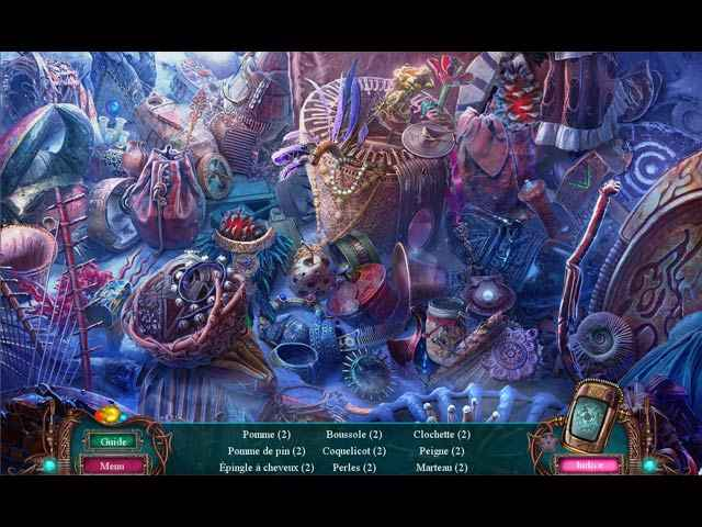 Amaranthine Voyage: Winter Neverending Collector's Edition Screen 1
