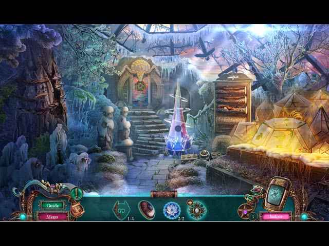 Amaranthine Voyage: Winter Neverending Collector's Edition Screen 2
