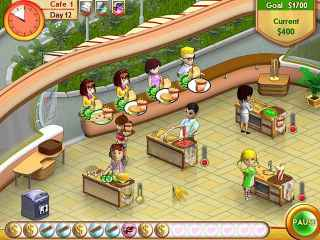 cafe games free download full version
