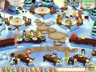 Amelie's Cafe: Holiday Spirit Screen 1