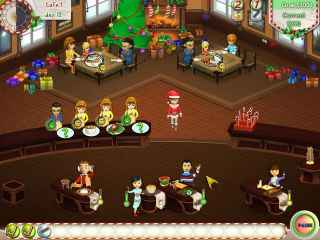 Amelies Cafe Holiday Spirit ScreenShot