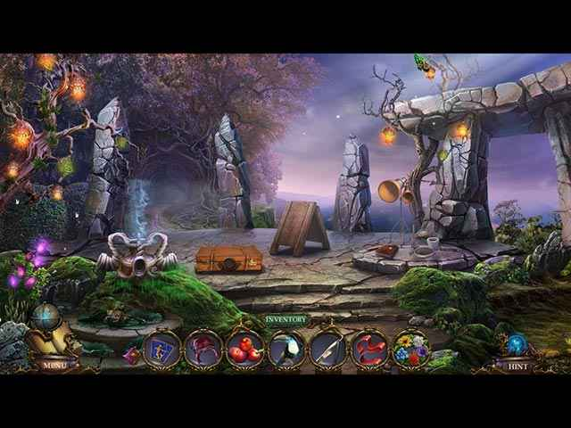 Amulet of Dreams Screen 1