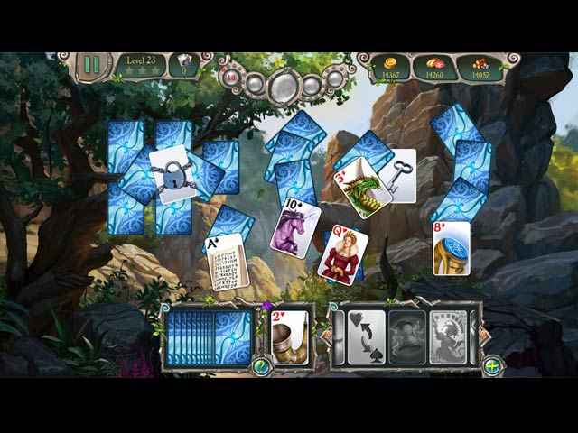 Avalon Legends Solitaire 3 Bild 1