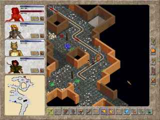 Avernum 4 Screen 1