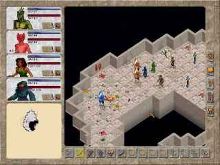 Avernum 4 Screen 2