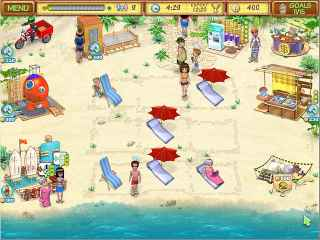 Beach Party Craze Screen 1