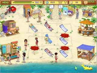 Beach Party Craze Screen 2
