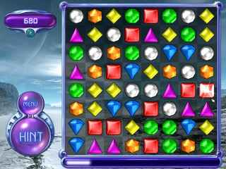 Bejeweled 2 Deluxe Screen 1