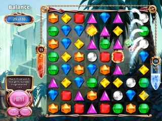 Bejeweled 3 Screen 2