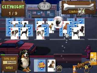 Best in Show Solitaire Screen 1