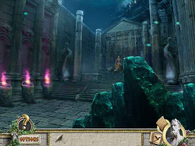Beyond the Legend: Mysteries of Olympus Screen 1