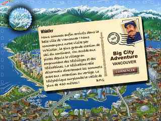 Big City Adventure: Vancouver Collector's Edition Screen 2