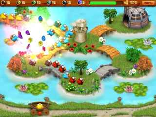 Birds Town ScreenShot