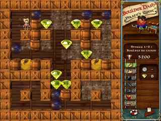 Boulder DashPirates Quest Game Download