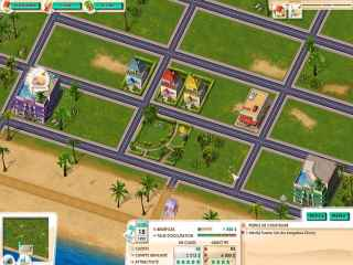 Build It! Miami Beach Resort Screen 1