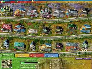 Build-a-lot 2: Town of the Year Screen 2