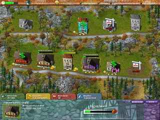 Build-a-lot 3: Passport to Europe Screen 2