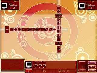 Buku Dominoes ScreenShot