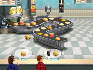 Burger Shop Image 1