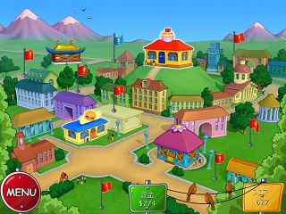 Cake Mania Main Street ScreenShot