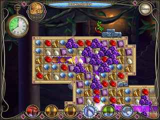 Cave Quest Screen 1