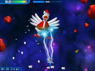 Chicken Invaders 3 Christmas Edition Spiele Gratis Download