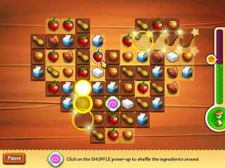 Chocolate Shop Frenzy Screen 2