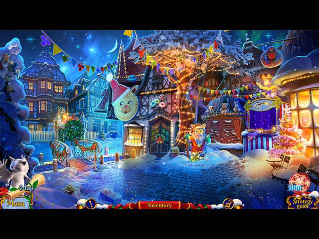Christmas Stories: Alice's Adventures Collector's Edition Screen 1