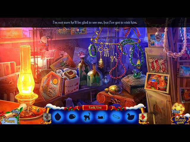 Christmas Stories: Alice's Adventures Collector's Edition Screen 2