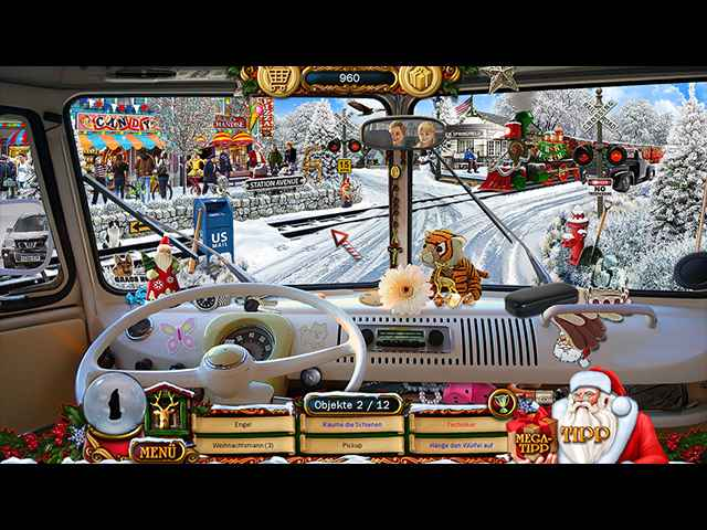 Christmas Wonderland 9 Screen 1