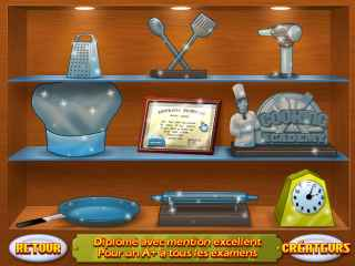 Cooking Academy Screen 2