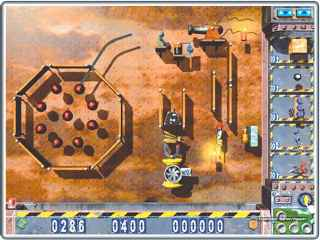 Crazy Machines Screen 1