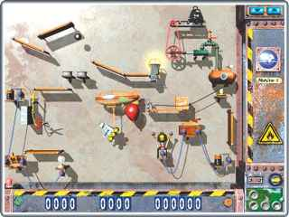 Crazy Machines Screen 2