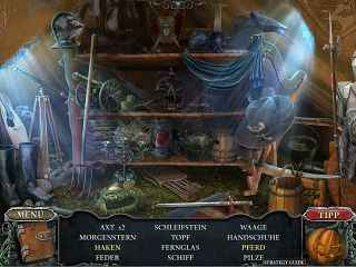Cursed Fates: The Headless Horseman Collector's Edition Screen 2