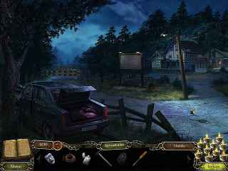 Cursed Memories: The Secret of Agony Creek Collector's Edition Screen 1