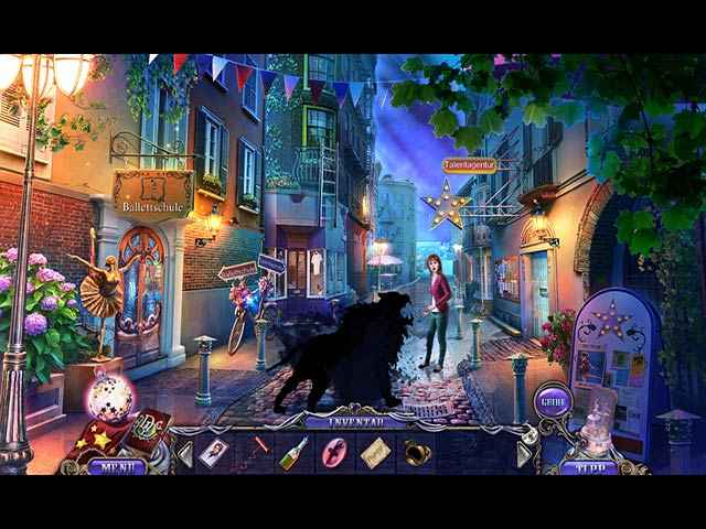 Dark Dimensions: Shadow Pirouette Collector's Edition Screen 1