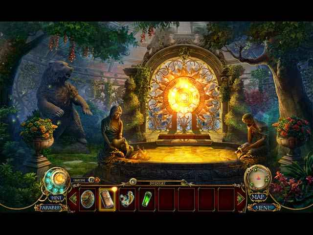 Dark Parables: Goldilocks and the Fallen Star Screen 1