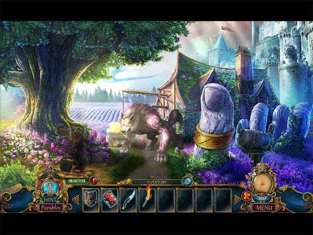Dark Parables: Queen of Sands Collector's Edition Screen 2