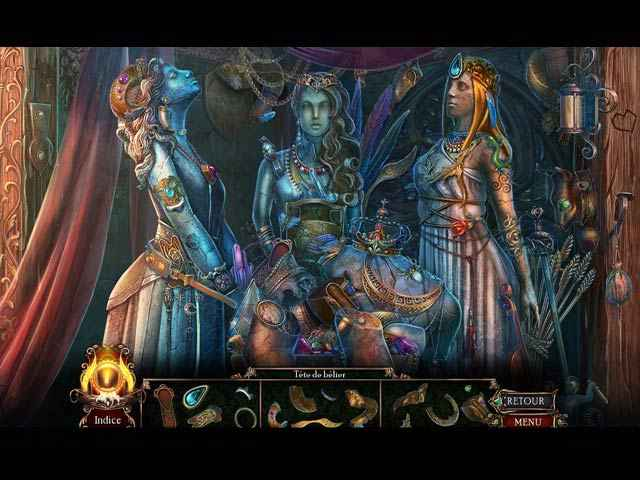 Dark Parables: Requiem for the Forgotten Shadow Collector's Edition Screen 2