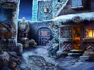 Dark Parables: Rise of the Snow Queen Screen 1