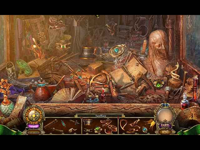 Dark Parables: The Thief and the Tinderbox Collector's Edition Screen 1